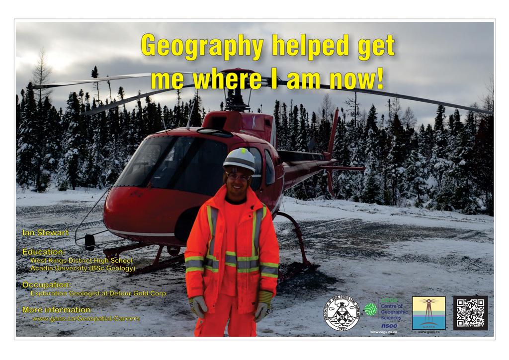 Ian Stewart - Exploration Geologist