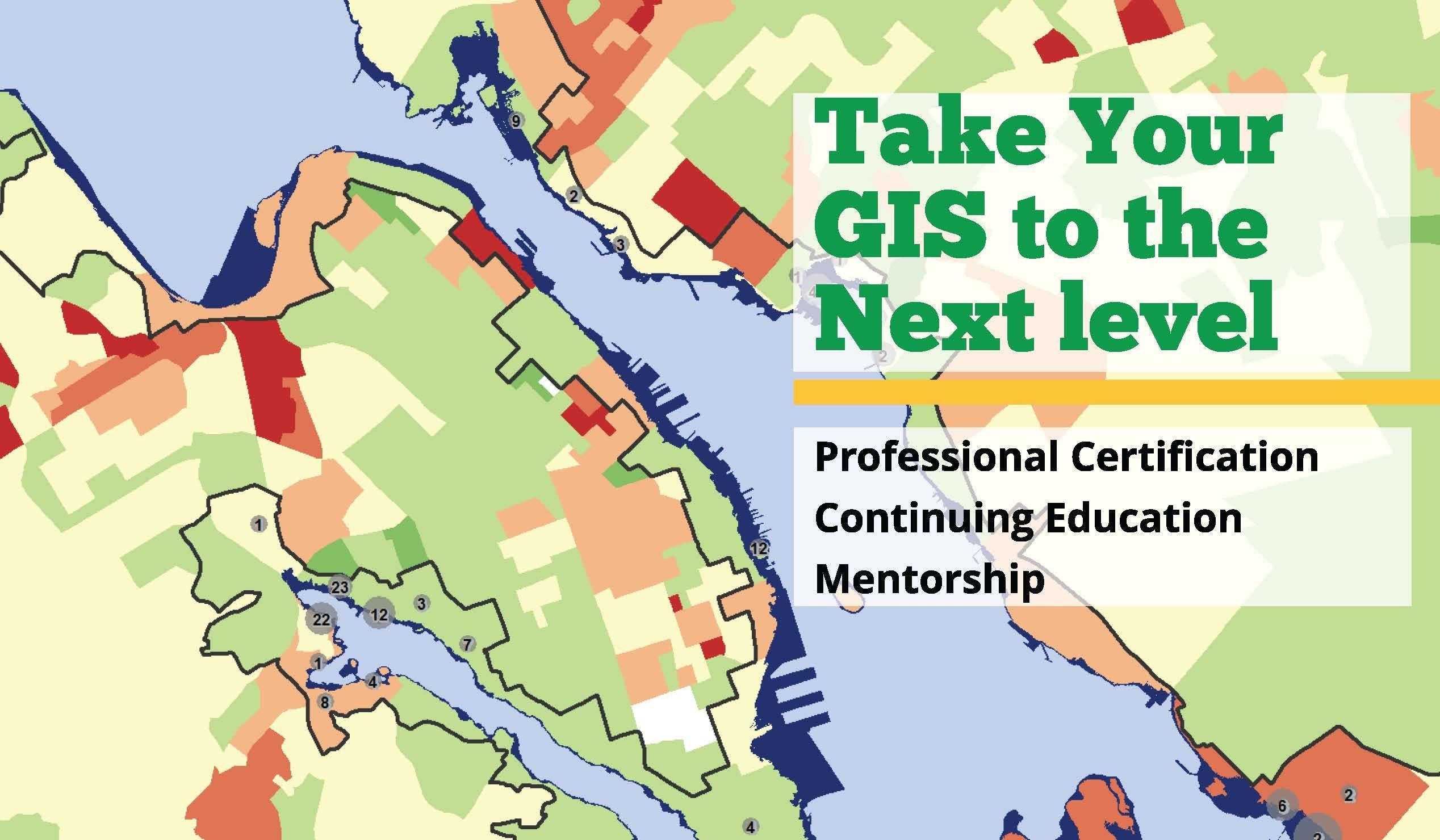Geomatics Association Of Nova Scotia Certification Mentoring