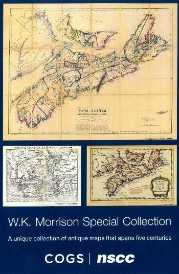 the Walter Morrison collection of historic